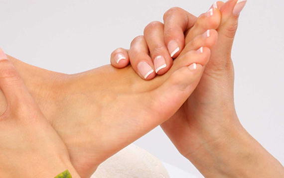 Vertical Reflexology